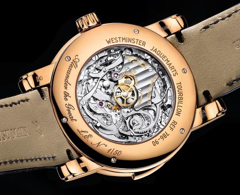 Les plus beaux calibres de montres mécaniques vintages et contemporains du monde ... - Page 2 Luxury11