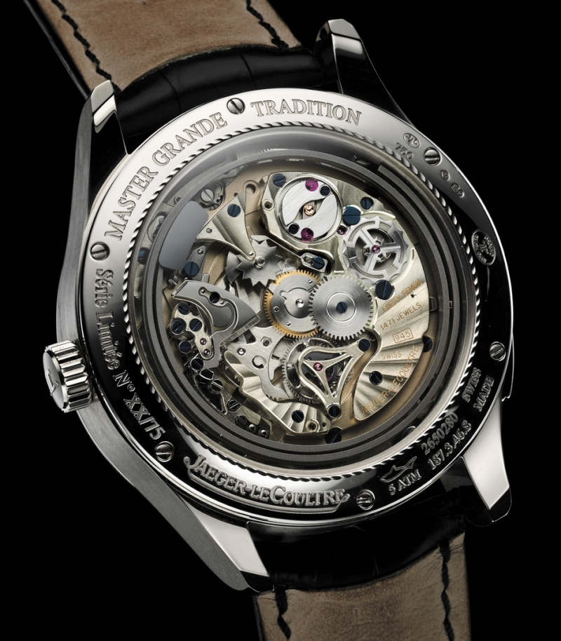 Les plus beaux calibres de montres mécaniques vintages et contemporains du monde ... Master10