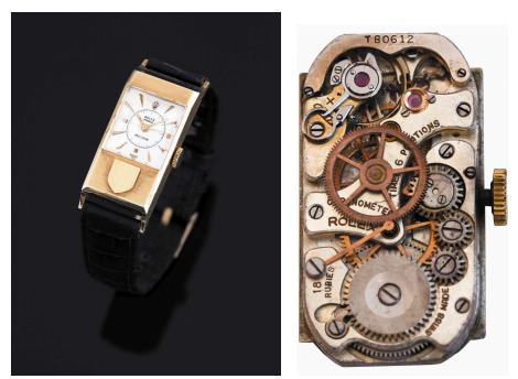 Les plus beaux calibres de montres mécaniques vintages et contemporains du monde ... - Page 2 Montre10
