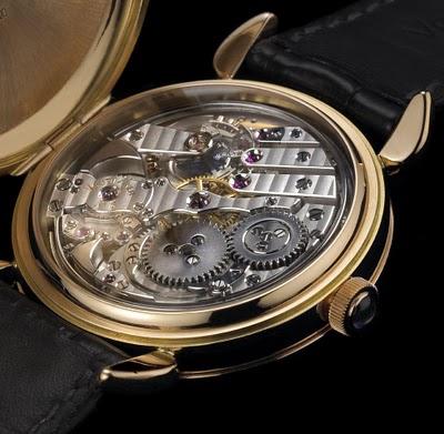 Les plus beaux calibres de montres mécaniques vintages et contemporains du monde ... Mouvem18