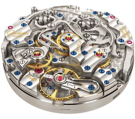 Les plus beaux calibres de montres mécaniques vintages et contemporains du monde ... Scanat11