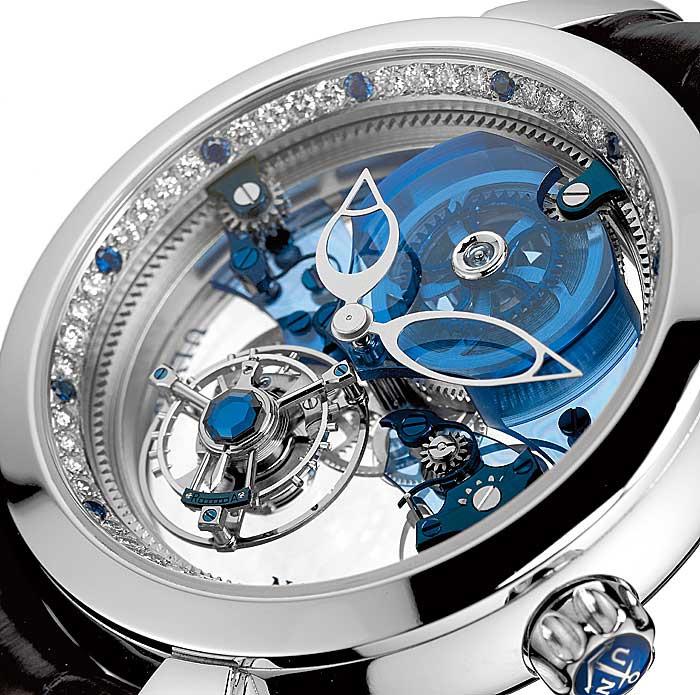 Les plus beaux calibres de montres mécaniques vintages et contemporains du monde ... - Page 2 Ulysse10