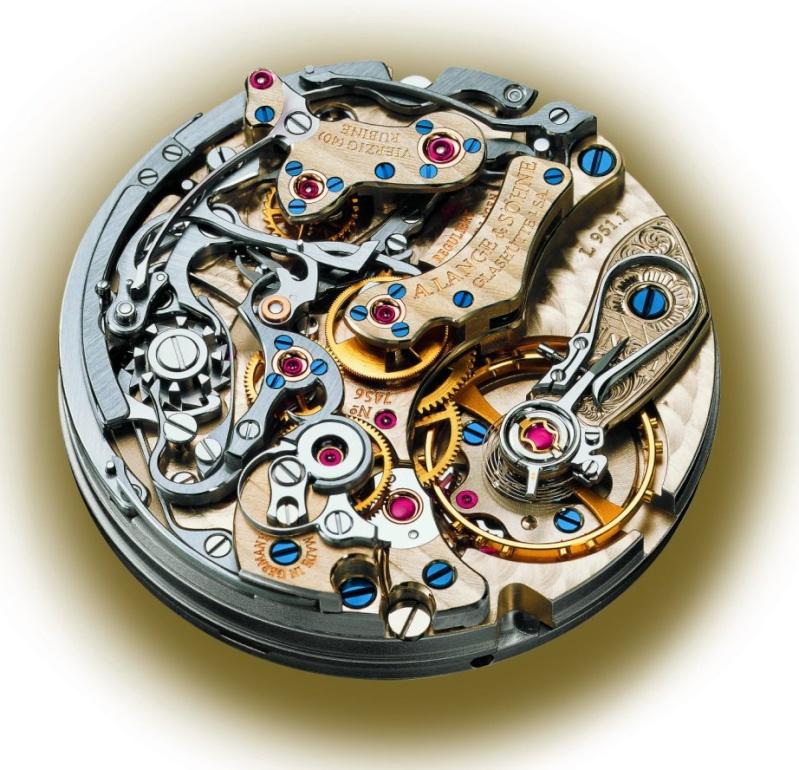 Les plus beaux calibres de montres mécaniques vintages et contemporains du monde ... - Page 2 Werk_d10