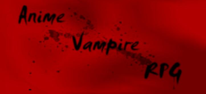 Anime Vampire RPG