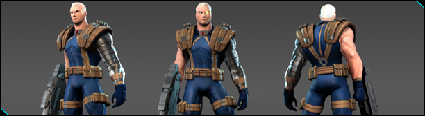 [Oct 17] Cable Blasts in Marvel Heroes Cable10