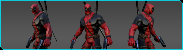 First Character Released: Deadpool Deadpo10