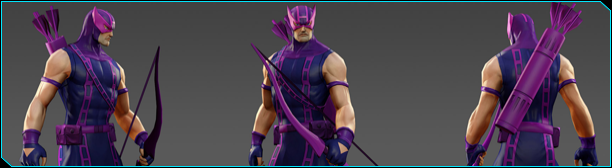 [May 31] 1000 FB Likes and Avengers keen-eyed Archer Revealed Hawkey10