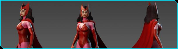 [Jun 14] Scarlet Witch Joins Marvel Hereos Scarle10