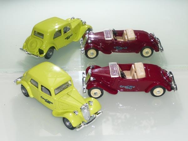 Eligor - les traction Avant 11 BL de 1938 et 7Cv de 1936 12_eur10