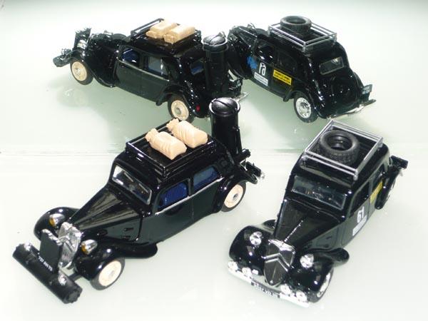 Eligor - les traction Avant 11 BL de 1938 et 7Cv de 1936 15_ber10