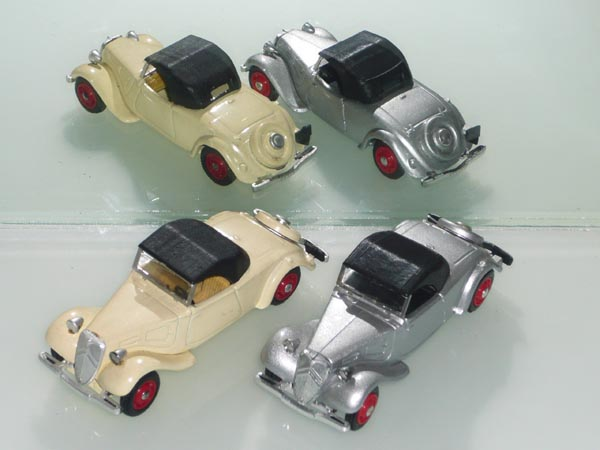 Eligor - les traction Avant 11 BL de 1938 et 7Cv de 1936 20_cab10