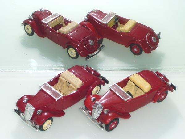 Eligor - les traction Avant 11 BL de 1938 et 7Cv de 1936 21_cab10