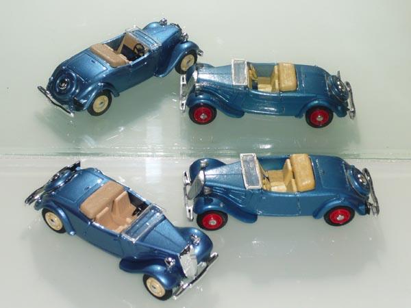 Eligor - les traction Avant 11 BL de 1938 et 7Cv de 1936 22_cab10