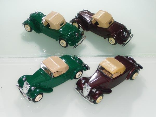 Eligor - les traction Avant 11 BL de 1938 et 7Cv de 1936 24_cab10