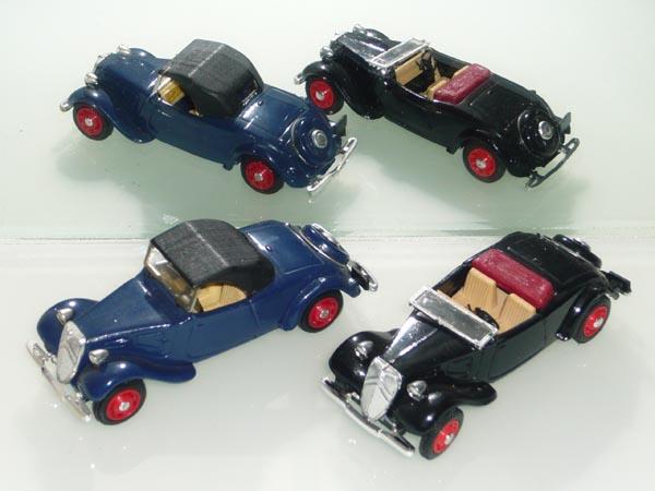 Eligor - les traction Avant 11 BL de 1938 et 7Cv de 1936 25_cab10