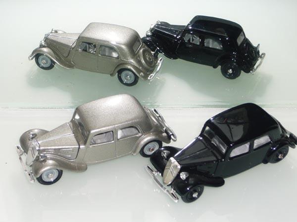 Eligor - les traction Avant 11 BL de 1938 et 7Cv de 1936 30_ber10