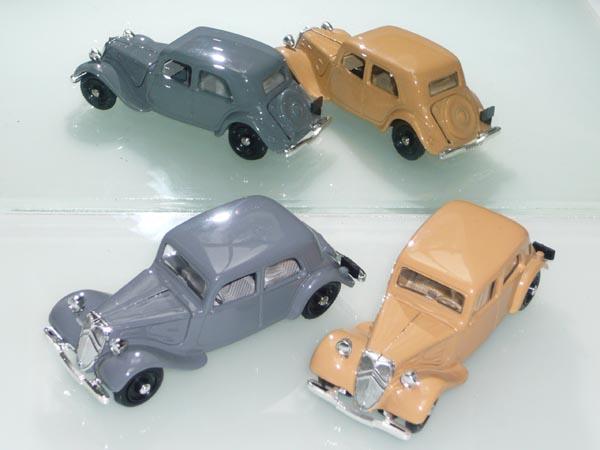 Eligor - les traction Avant 11 BL de 1938 et 7Cv de 1936 31_ber10