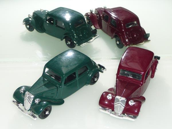 Eligor - les traction Avant 11 BL de 1938 et 7Cv de 1936 32_ber10