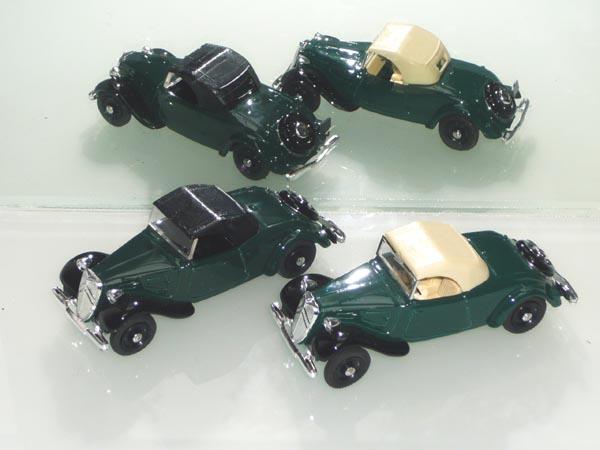 Eligor - les traction Avant 11 BL de 1938 et 7Cv de 1936 41_cab10