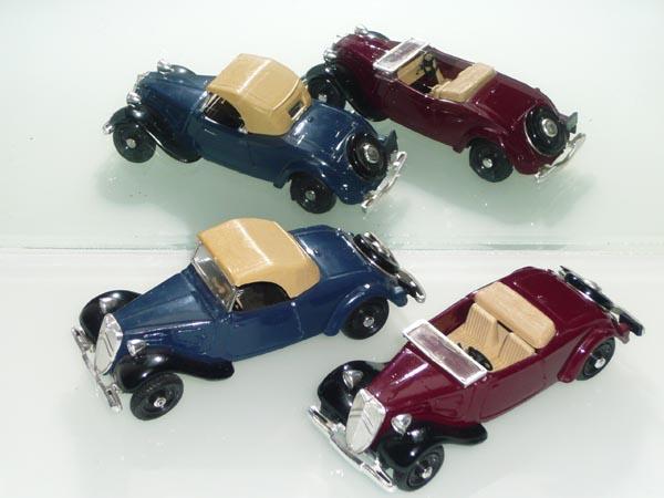 Eligor - les traction Avant 11 BL de 1938 et 7Cv de 1936 44_cab10