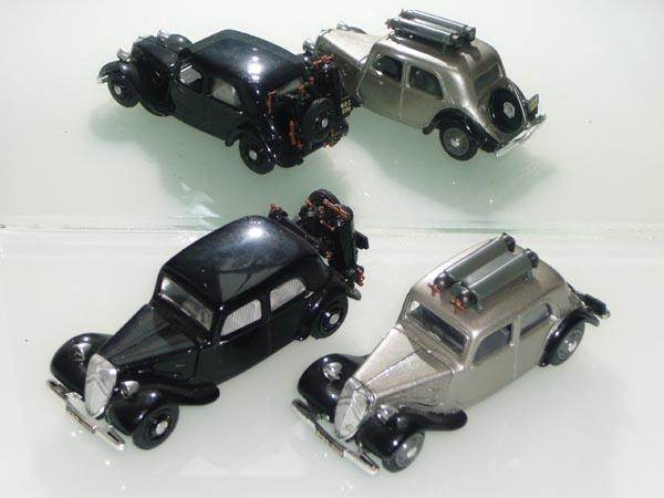 Eligor - les traction Avant 11 BL de 1938 et 7Cv de 1936 62_tra10