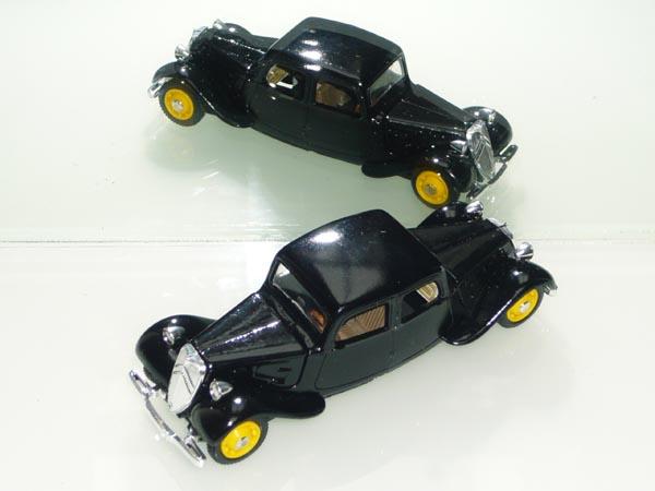 Eligor - les traction Avant 11 BL de 1938 et 7Cv de 1936 80_loc10