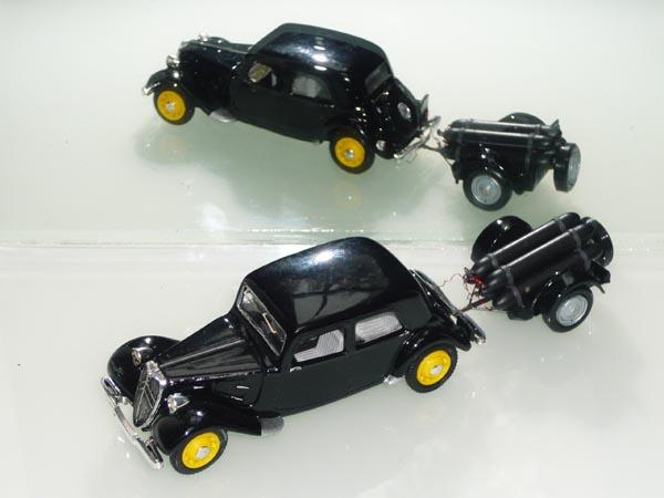 Eligor - les traction Avant 11 BL de 1938 et 7Cv de 1936 81_loc11