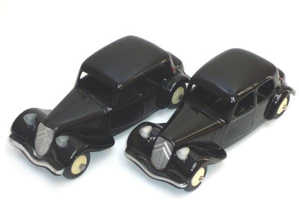 Dinky Toys réédition: Citroën 11 BL, réf. 24N Atlas_28