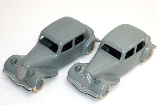 Dinky Toys réédition: Citroën 11 BL, réf. 24N Atlas_33