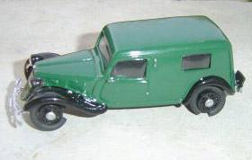 Citroën Tracton-Avant fourgonnettes Miniro10