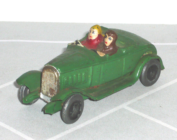 """Les voitures en """"plâtre et farine"""" Pf510"""