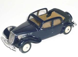 Citroën : les Traction Avant Citroën découvrables A.E.A.T. Pm_dac13
