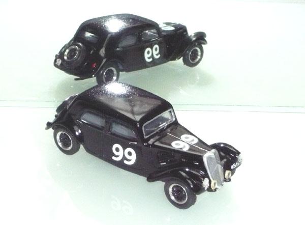 Eligor - les traction Avant 11 BL de 1938 et 7Cv de 1936 Ricou_10