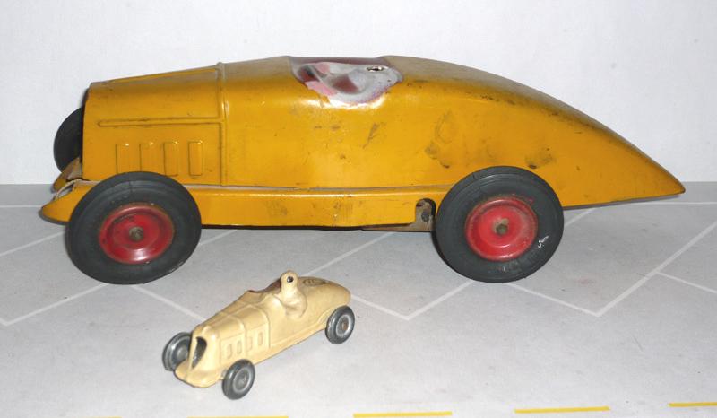 """Les """"Rosalie"""" Citroën des records YACCO Rosali13"""