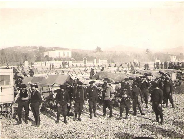 1936 - 1939 :Manoeuvres en Provence et dans les Alpes. - Page 3 132_0010