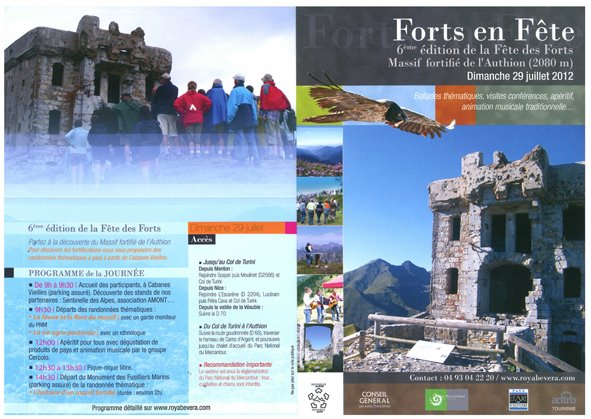 forts en fêtes 6 édition  authion  28365211