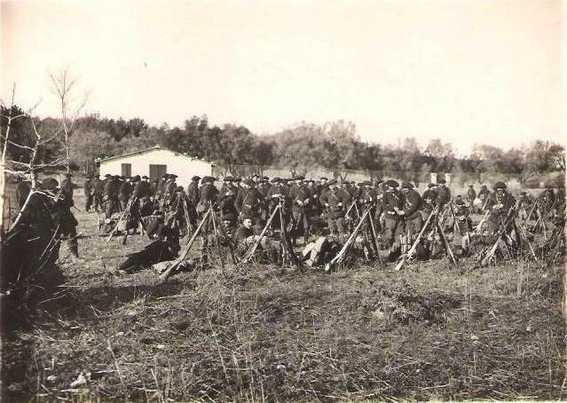 1936 - 1939 :Manoeuvres en Provence et dans les Alpes. - Page 3 287_0010