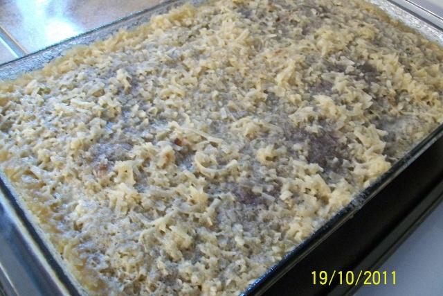 Gâteau Reine-Élizabeth de Claudette Taillefer Aout2053