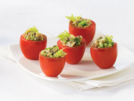 Tomates Farcies à la César Caesar10