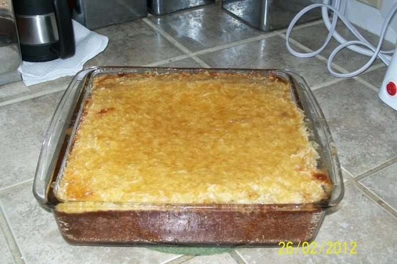 Gâteau Lazy Daisy  Denise16
