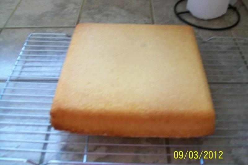 Gâteau éponge de tante Martha(mammcooking) Denise20