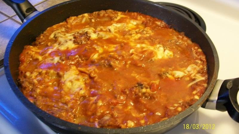 Lasagne à la poêle Lasagn10