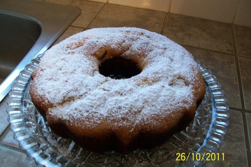 Gâteau Caramilk de Laurent Octobr12