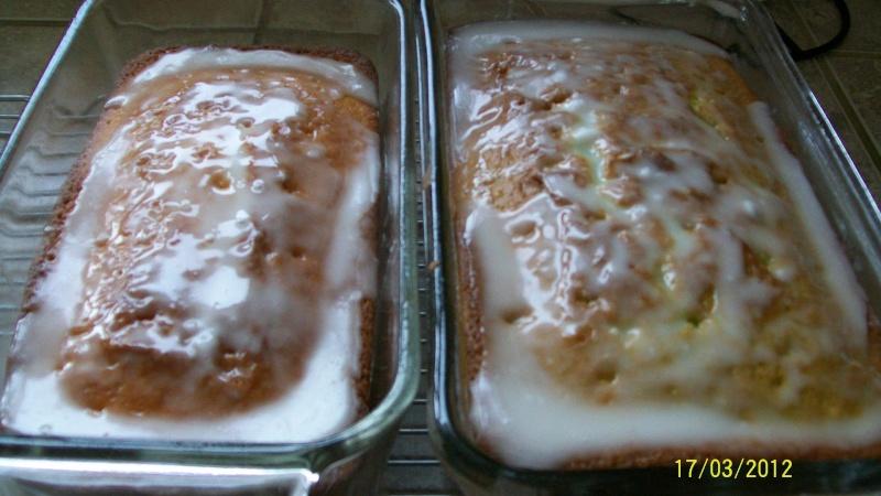 Pains triplement citronnés  Salade15
