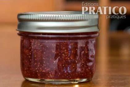 Confiture aux fraises et au vinaigre balsamique de Bernardin Sans_t12