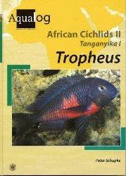 Aqualog African Cichlids II Tanganyika I Tropheus Aqualo12