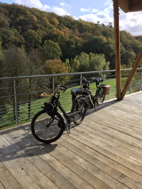 A 130 sur un Vélo Solex Gump Ddd37510