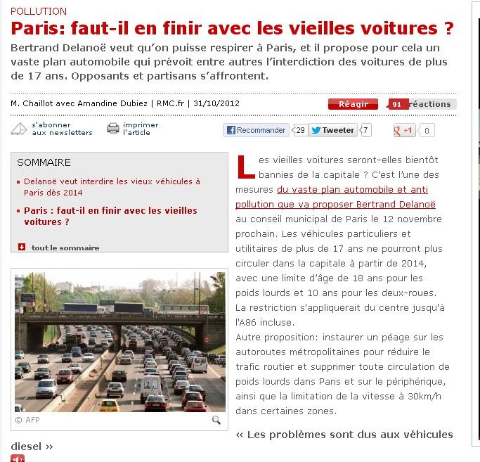 ** Autos de Plus 17 Ans  à Paris ** 17_ans18