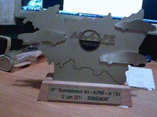 **** 14ème Alpine de l'ESt ** 2011** UN de mes Suivits Sportifs **** Pic-2014