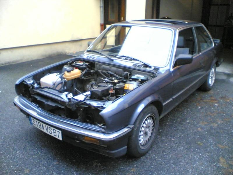 BMW E30 320i de 1986 Photo210